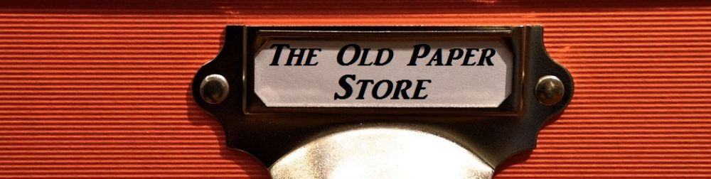 TheOldPaperStore.com